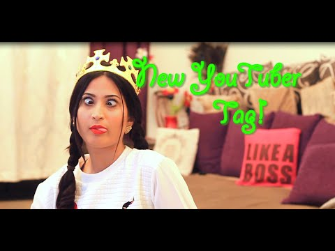 IPhone 6 GIVEAWAY! New Youtuber Tag! Desi Girl!