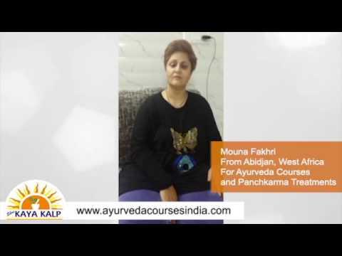 Panchakarma  Course In India| Ayurveda School In India