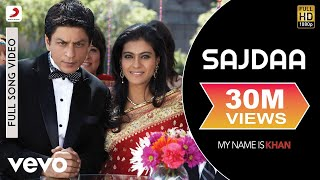 Sajdaa - My Name is Khan | Shahrukh Khan | Kajol
