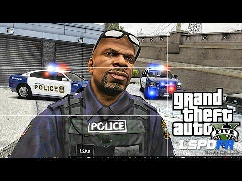 GTA 5 LSPDFR 0.3.1 - EPiSODE 113 - LET'S BE COPS - LS METRO PATROL (GTA 5 PC POLICE MODS)