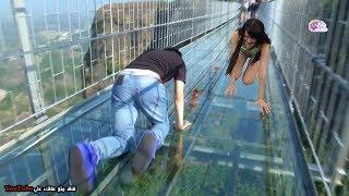 أكثر 10 جسور مرعبة ومخيفة في العالم من الممكن ان تراها !