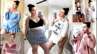 Boohoo Try On Haul - Major Hits & Misses! |Plus Size Fashion|