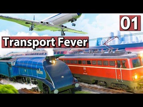 Xxx Mp4 Transport Fever Gameplay Deutsch 1 PREVIEW ► Wir Lieben Züge 3gp Sex