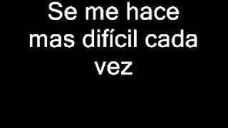 A medio vivir [Ricky Martin 1995]