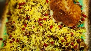 Adas Polo (lentils Rice) Persian Recipe