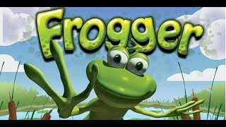 Frogger The Great Quest Full Movie All Cutscenes