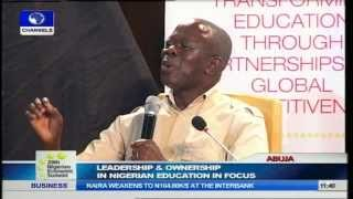 We Have Built Schools, The Missing Link Is Quality Of Teachers - Oshiomhole