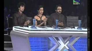 X Factor India - Amitabh Bachchan's special message for Peace- X Factor India - Episode 20 - 22nd Jul 2011