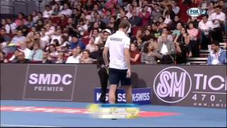 Gasquet & Roger Vasselin vs Dodig & Nadal FULL MATCH HD IPTL Manila 2015