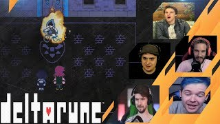 Gamers Reactions to LANCER (EX-SANS?) | Deltarune