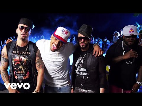 Wisin & Yandel Algo Me Gusta De Ti ft. Chris Brown T Pain