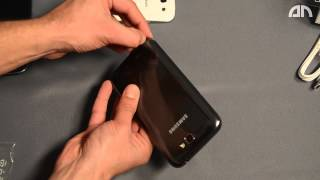 Samsung Galaxy Note 2 - Unboxing - androidnext.de