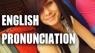 English Lesson - Pronunciation 1 - Improve your English Pronunciation - ESL