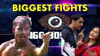 Bigg Boss Biggest Fights