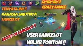 AKSI LY4LY4 Main Lancelot Pedih Banget - Rahasia Sakitnya Lancelot User Lancelot Wajib Tonton !!