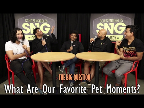 Xxx Mp4 SnG What Are Our Fav Pet Moments Ft Khamba And Naveen The Big Question Ep 43 Video Podcast 3gp Sex