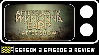Wynnona Earp Season 2 Episode 3 Review W/ Katherine Barrell | AfterBuzz TV