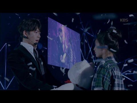 함부로 애틋하게 - 김우빈, 수지에 공개 프러포즈 '심쿵'.20160720