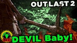 MY BABY IS THE DEVIL?! | Outlast 2