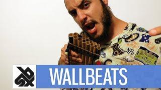 WALLBEATS   Pan Flute Beatbox