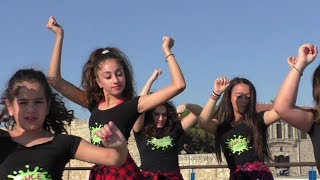Despacito Cover - Easy Dance Fitness/ZUMBA Choreo Kids - Dance with Stavros