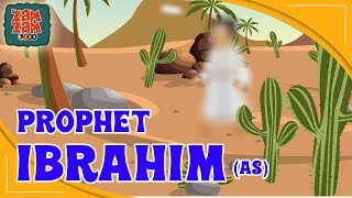 Quran Stories for Kids in English | Prophet Ibrahim (AS) | Prophet Stories For Children