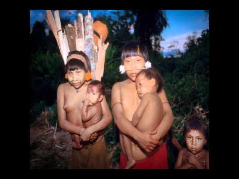 Jocum Salvador 2011.2 Tribos Indígenas Colômbia Brasil
