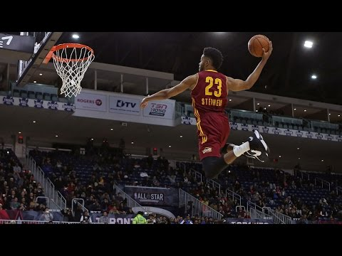 2016 NBA D-League Slam Dunk Contest