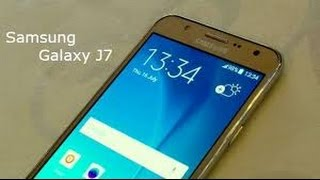 Samsung Galaxy J7-First Software update