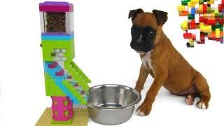 Lego Misty: Puppy Dog Food Machine by Lego Toys.
