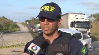5 pessoas morrem em acidente no Km 76 na BR-101 - JORNAL DO ESTADO