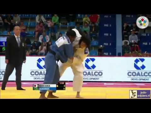 Xxx Mp4 Judo 2013 World Masters Tyumen Ishikawa JPN Quadros BRA 57kg 3gp Sex