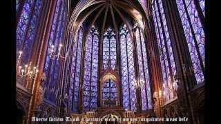 Gregorio ALLEGRI - Miserere Mei, Deus (+ Lyrics / OXFORD, Choir of New College)