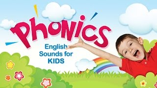 Phonics Course Level 1 | Learn Phonics For Kids | Alphabet Sounds | Phonics For Pre School