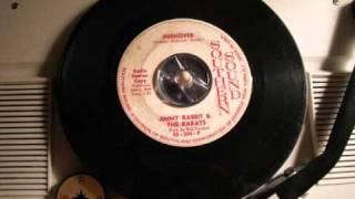 Jimmy Rabbit & The Karats - Pushover (60's GARAGE PUNK)