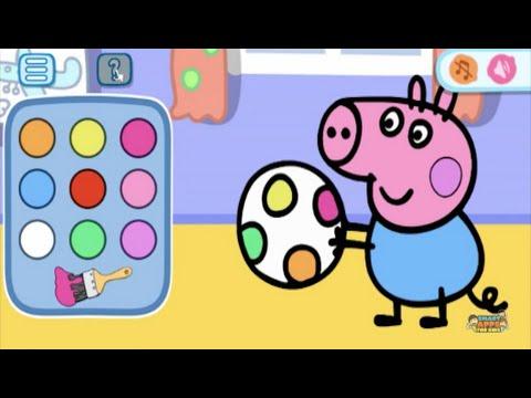 Xxx Mp4 Peppa Pig Mini Games Part 1 Best App Demos For Kids Philip 3gp Sex