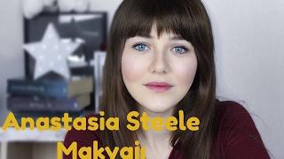 Karanlığın Elli Tonu 🖤Anastasia Steele (Dakota Johnson) Makyajı
