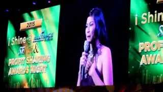 AIM GLOBAL success story of young lady miss pearl