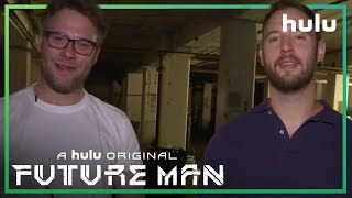 Behind the Scenes of Future Man • The Look of Future Man