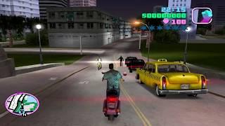 Rembering old memories.... GTA  Vice City Free roam (Part -1)
