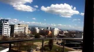 Siren Testing in Sofia, Bulgaria