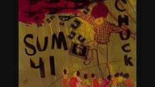 Were All to Blame - Sum 41 with Lyrics
