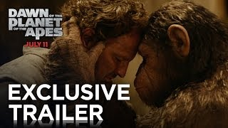 Dawn of the Planet of the Apes | Official Trailer [HD] | 20th Century FOX