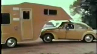 Wow!  The Volkswagen Beetle Mini-Camper from the 70's!