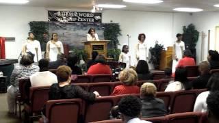Awesome God (Helen Baylor) liturgical dance