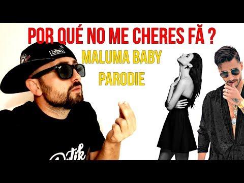 Xxx Mp4 Maluma BABY Parodie Por Che No Me Cheres Fa 3gp Sex
