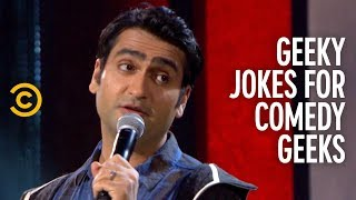 Nerds, Geeks and Dweebs: These Comedians Get You
