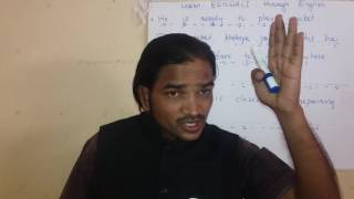 Learn BENGALI  language for beginners through English .