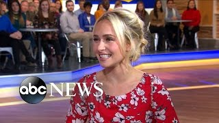 Hayden Panettiere Interview on Postpartum Depression,