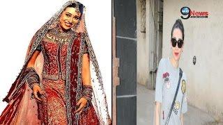 दुल्हन बनने वाली करिश्मा का ये लुक देखा आपने   Karishma Kapoor Without Make-Up